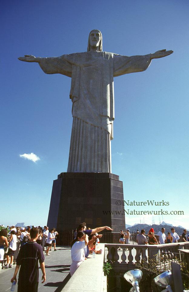 Rio-Statue