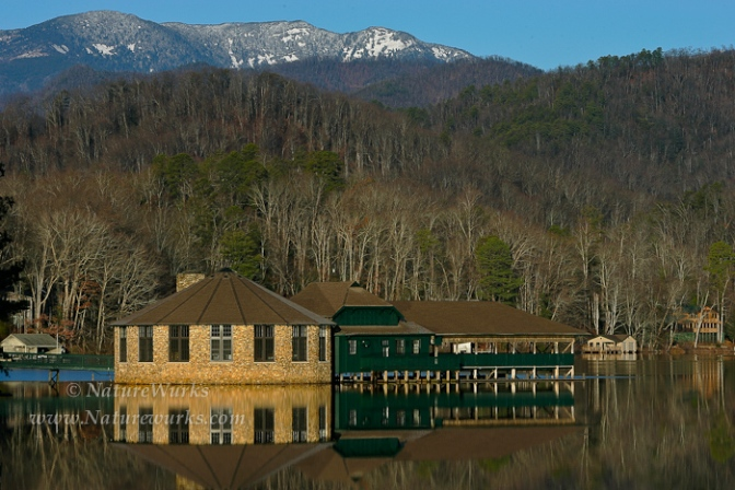 The Casino on Lake Tahoma |  North Carolina